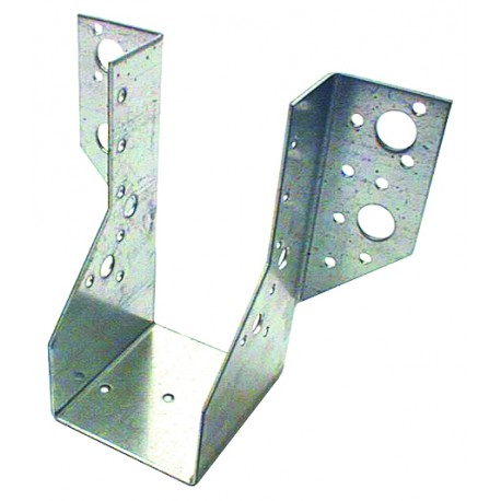 Sabot de Solive / Charpente à ailes extérieures 100x200 x 2 mm AE 500