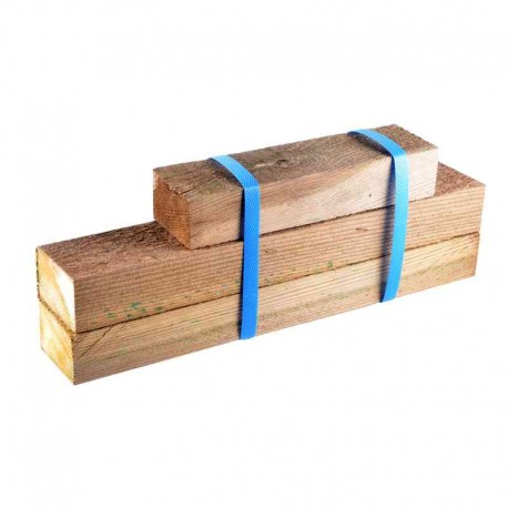 Kit de 3 lambourdes bois MODULESCA