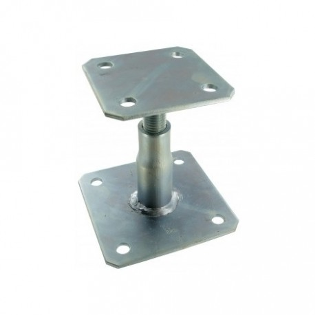 Pied de poteau réglable hauteur 100 à 150 mm APB100/150 SIMPSON
