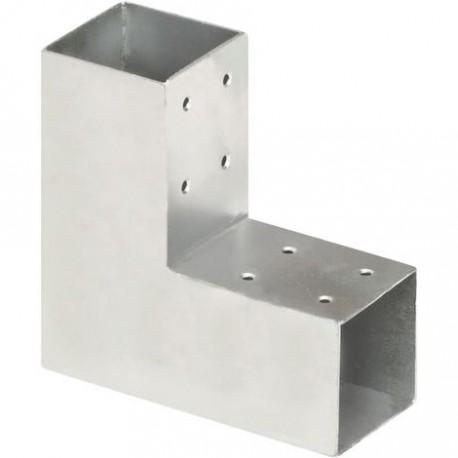 Connecteur d'angle pour poteau