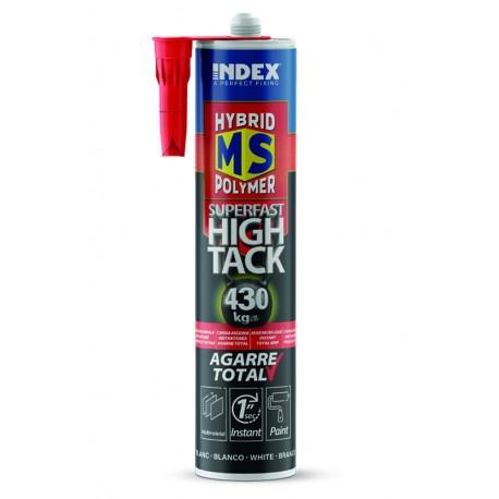 Colle Scellement Super Rapide High Tack - Polymère hybride MS mono composant