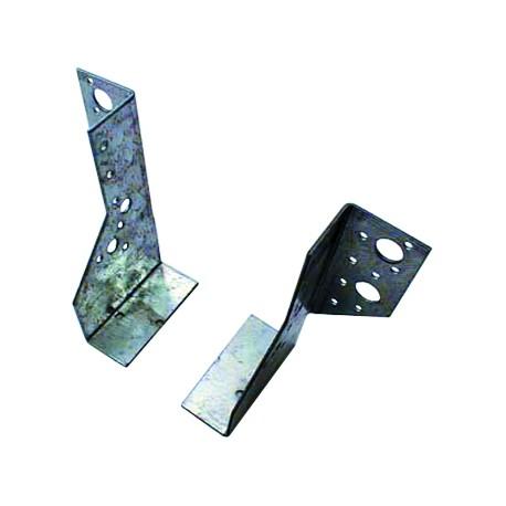 sabot de solive charpente ailes ext rieures 2 l ments. Black Bedroom Furniture Sets. Home Design Ideas