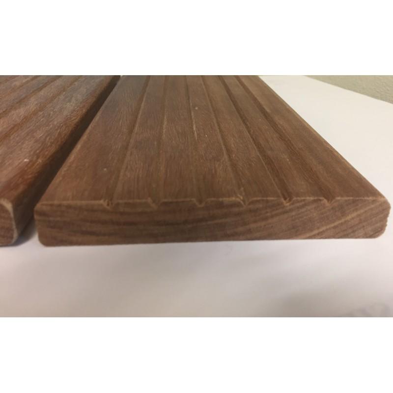 promo lame de terrasse cumaru kd 21x145 lisse et stri e 6v accessoires. Black Bedroom Furniture Sets. Home Design Ideas