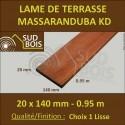 Massaranduba KD 20x140 mm